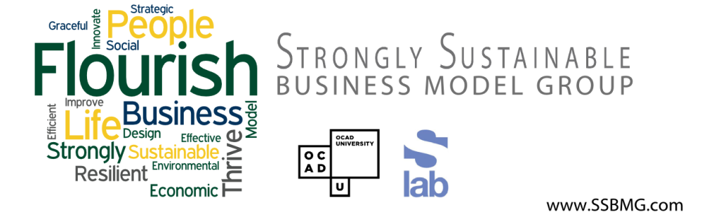 Strongly Sustainable Business Models: A Personal Perspective on a New Field of Practice and Research (1/2)