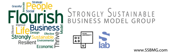Strongly Sustainable Business Model Group Logo