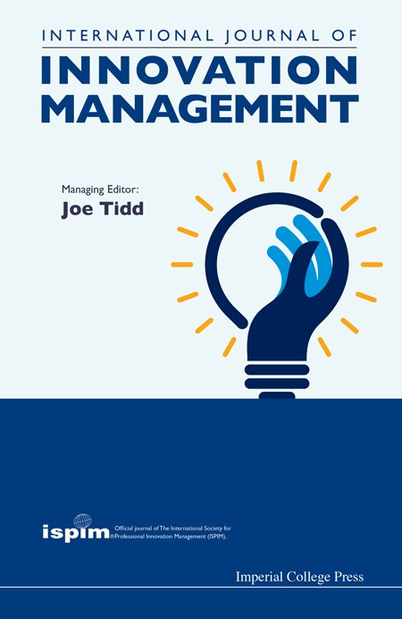 "Call for Papers – ""Managing Values for Innovation"" – Special Issue of Int. Journal of Innovation Management"