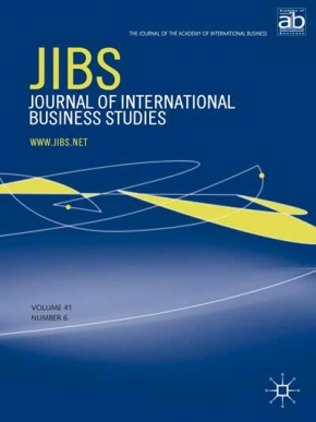 Papers in Brief (XXX): Bohnsack, Ciulli & Kolk (2020): The role of business models in firm internationalization – An exploration of European electricity firms in the context of the energy transition